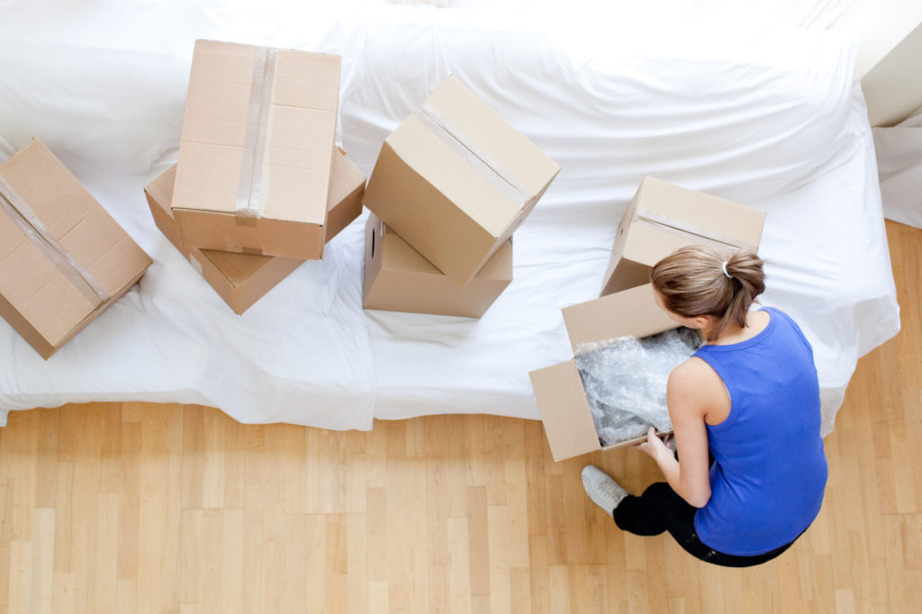 Moving after divorce